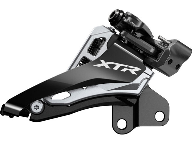 Shimano XTR FD-M9100 Front Derailleur 2x12 Side Swing Front Pull Direct-Mount low (E-Type)